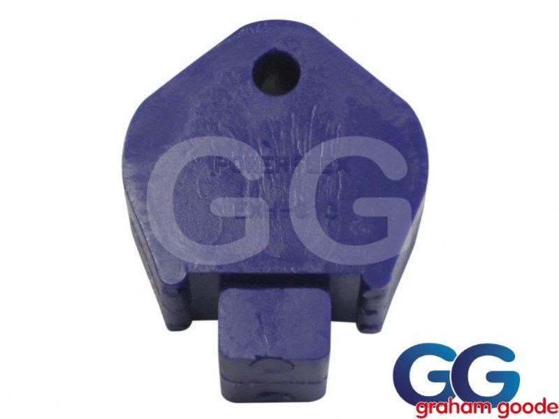 Focus RS mk2 Powerflex Polyurethane Exhaust Mount Bush Centre Section EXH013